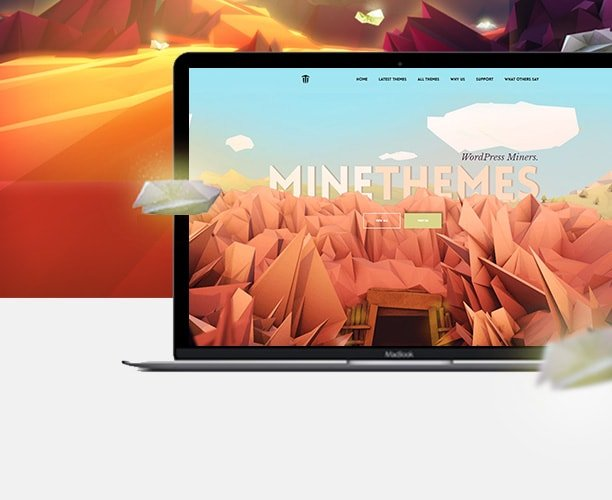 MineThemes WordPress-Themen premium