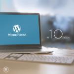 10 Tage WordPress