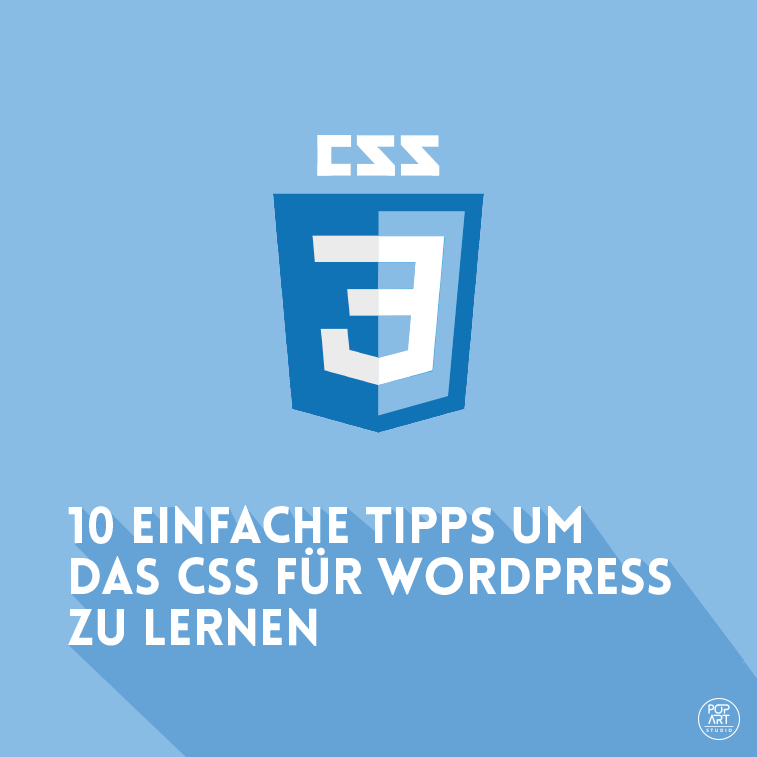 10 einfache Tipps um das CSS für WordPress zu lernen