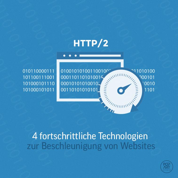 4 fortschrittliche Technologien zur Beschleunigung von Websites