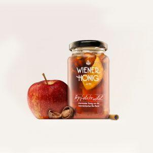 Design-Etiketten für Honig: Inspiration