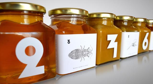 Etiketten für Honig pcelica kraljevo 3