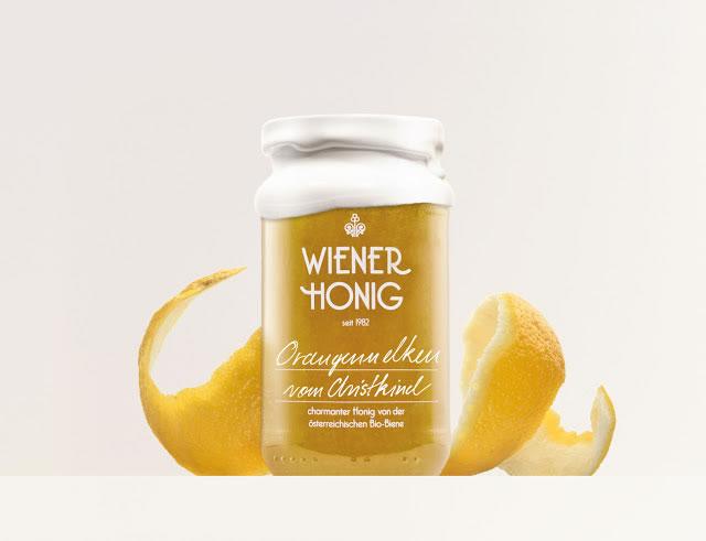 Etiketten für Honig wiener honig 3