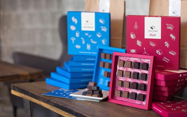 Verpackung von Süßwarenerzeugnissen inspirierende Ideen Silesia and Katowice 1