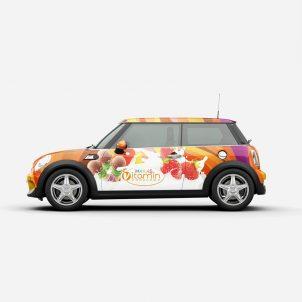 Fahrzeug-Grafik-Design: Beispiele zur Inspiration