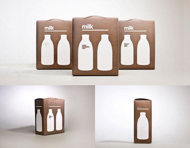 Milchverpackungen 10