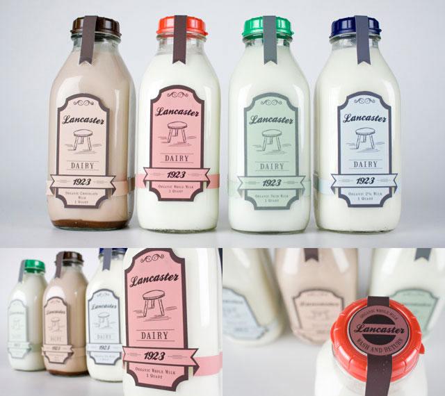 Milchverpackungen 11