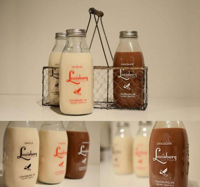 Kreative Beispiele für Milchverpackungen 14