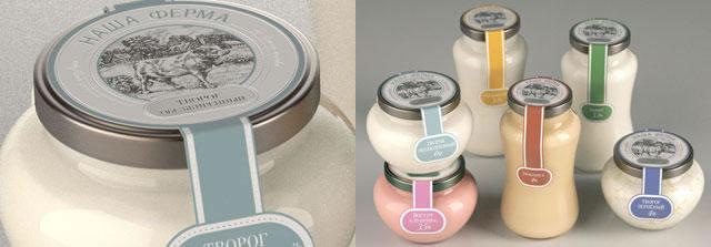 Kreative Beispiele für Milchverpackungen 18