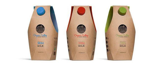 Kreative Milchverpackungen 7