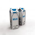 Milchverpackungen 757