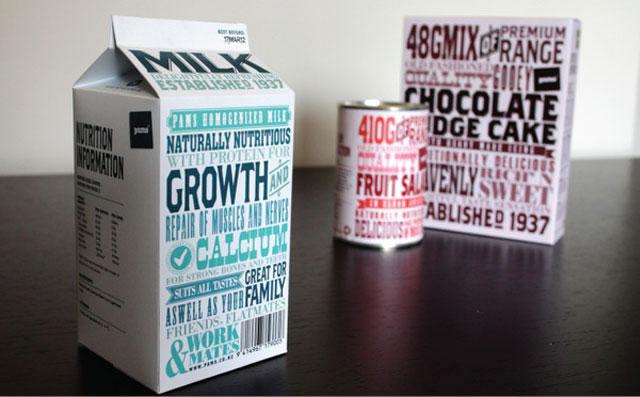 Kreative Milchverpackungen 8