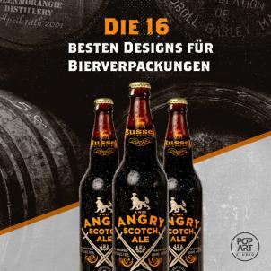 Die 16 besten Designs für Bierverpackungen