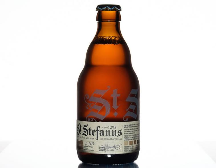 bierverpackung design st stefanus bier