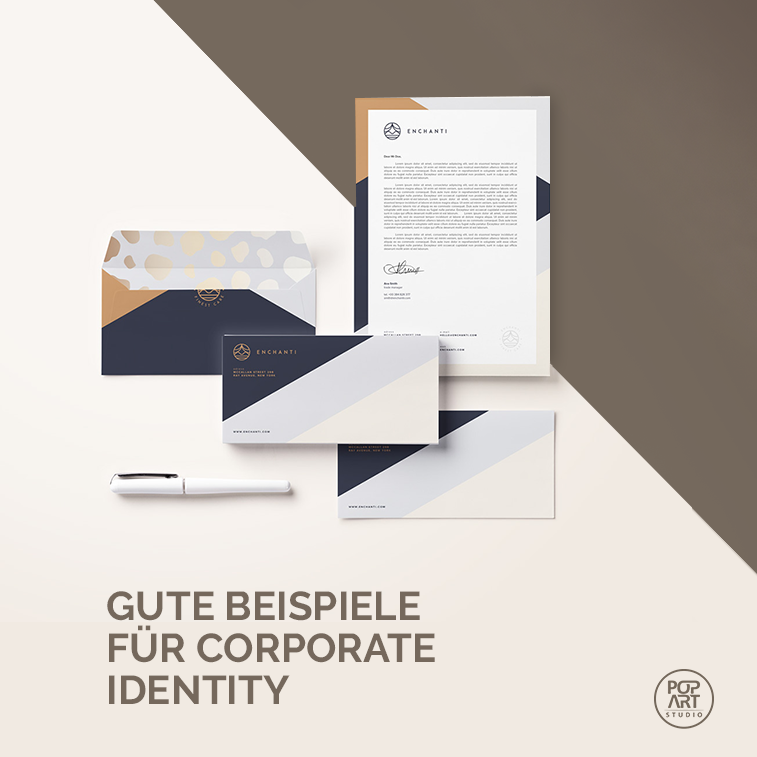 Gute Beispiele für Corporate Identity