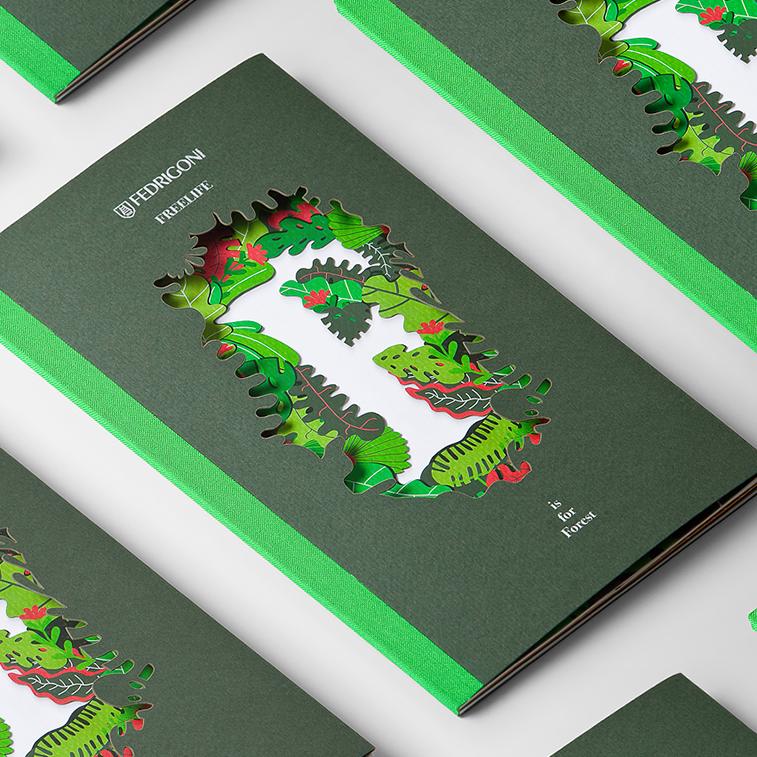 Broschüren-Design mit hervorragenden Illustrationen: Inspiration