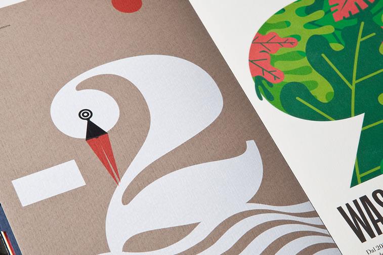 Broschüren-Design mit hervorragenden Illustrationen Inspiration 5