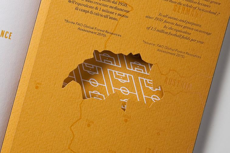 Broschüren-Design mit hervorragenden Illustrationen Inspiration 9
