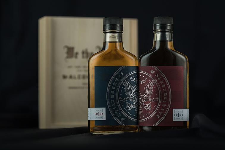 Etiketten-Design alcoholidays 1