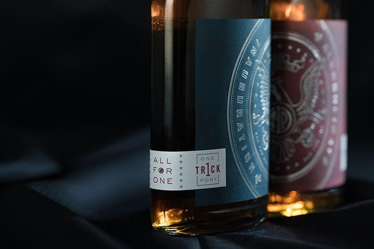 Etiketten-Design alcoholidays 2