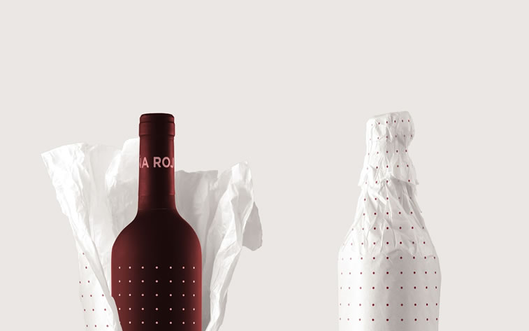 Etiketten-Design vinaroja 1