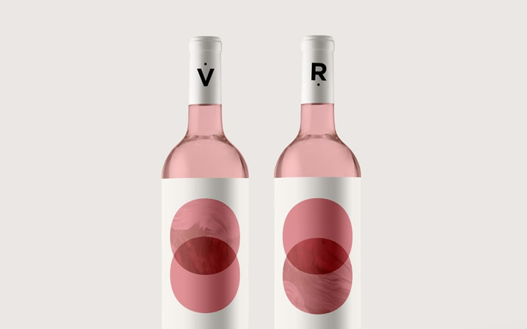 Etiketten-Design vinaroja 2