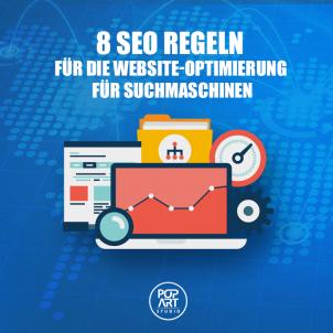 8 SEO Regeln für die Website-Optimierung für Suchmaschinen