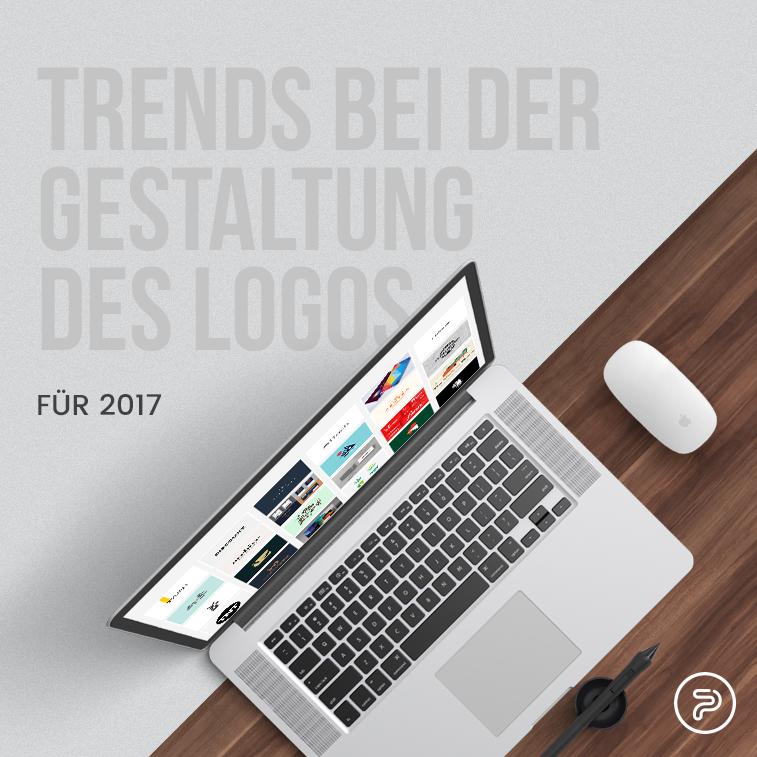 5 Trends bei der Gestaltung des Logos für 2017