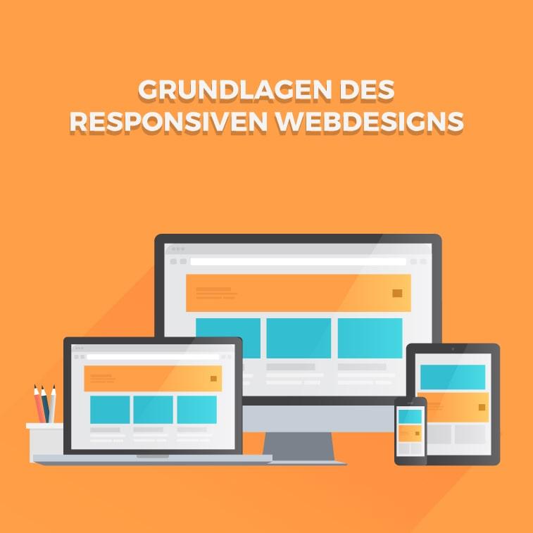 Grundlagen des responsiven Webdesigns