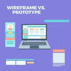 Wireframe vs. Prototype – Was ist der Unterschied?
