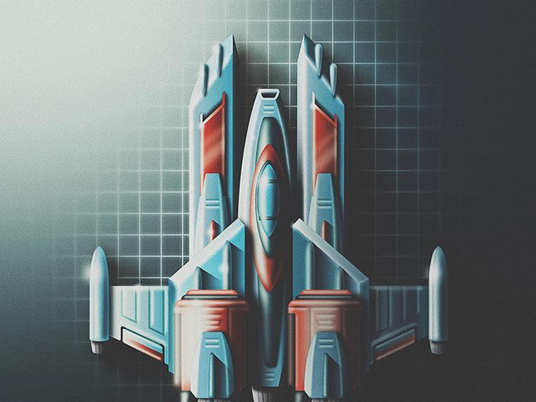fugstrator vektor illustrationen7