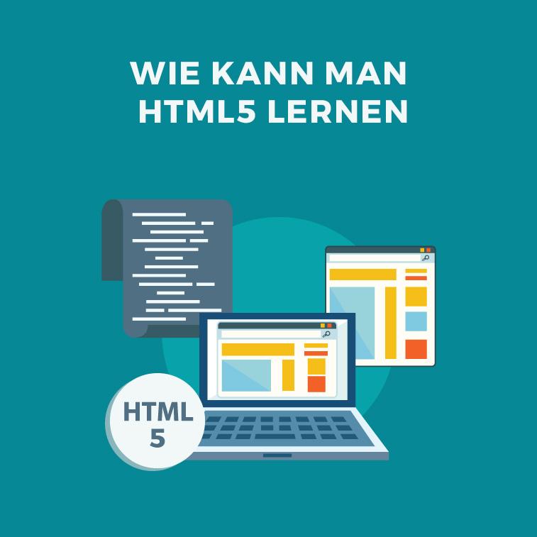 Wie kann man HTML5 lernen