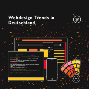 Webdesign-Trends in Deutschland