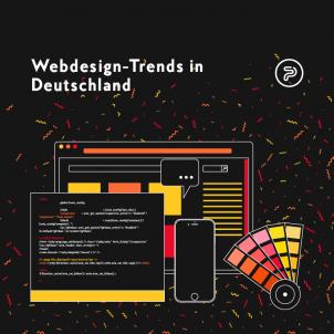 Webdesign-Trends in Deutschland