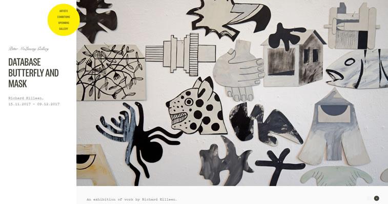 asymmetrie in design gallerie
