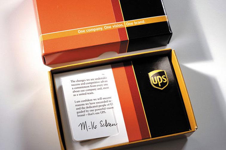 UPS Umfirmierung 2