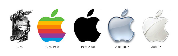 apple logos The Next Web