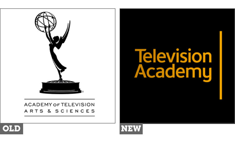 television academy neues Logo