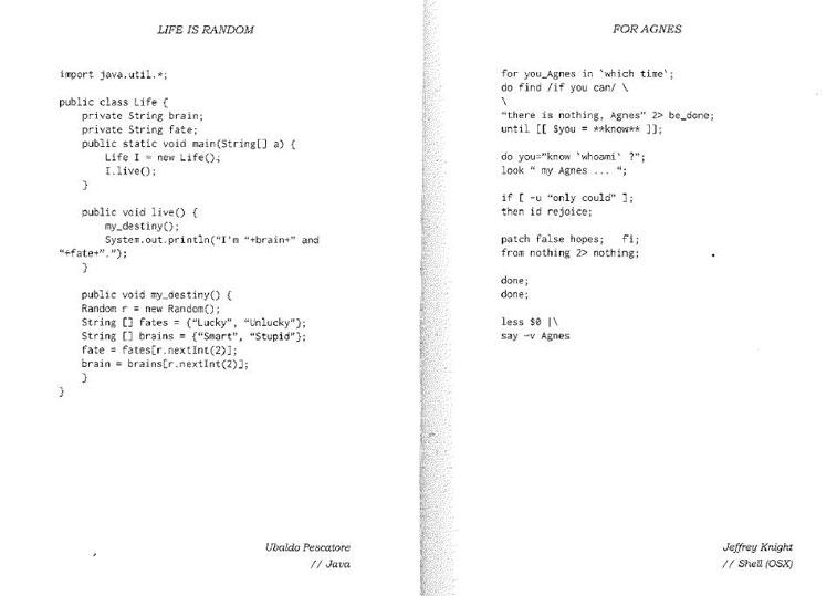 Code poems 4