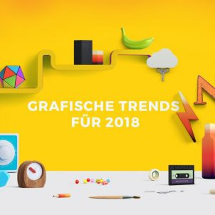 8 Grafikdesign-Trends für 2018