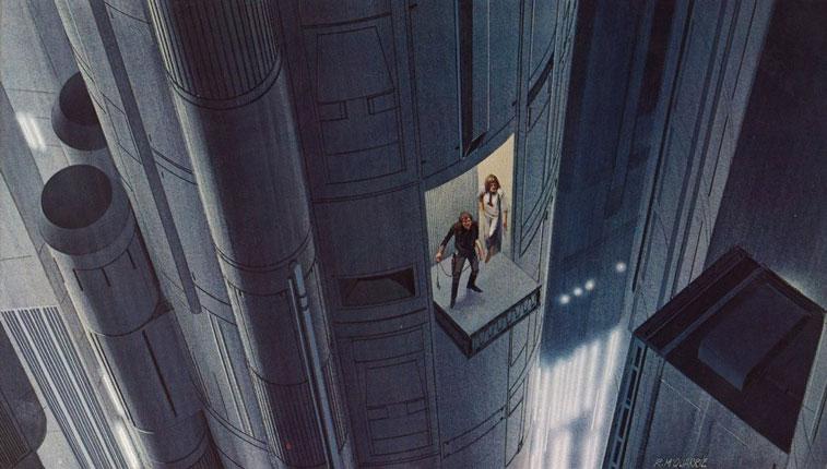 Ralph McQuarrie Star Wars 6