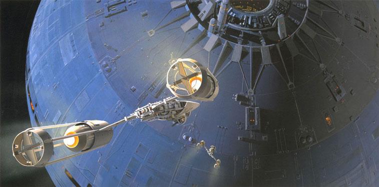 Ralph McQuarrie Star Wars 2-1