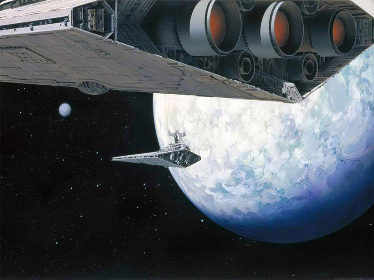 Ralph McQuarrie Star Wars 2-2