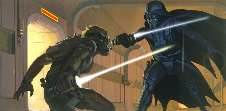Ralph McQuarrie Star Wars 2-4