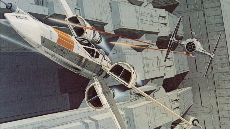 Ralph McQuarrie Star Wars 3-1