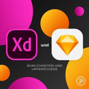 Adobe XD und Sketch: Ähnlichkeiten und Unterschiede