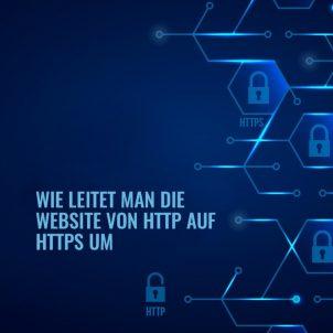 Online Sicherheit: Implementierung des SSL Zertifikats auf der Website