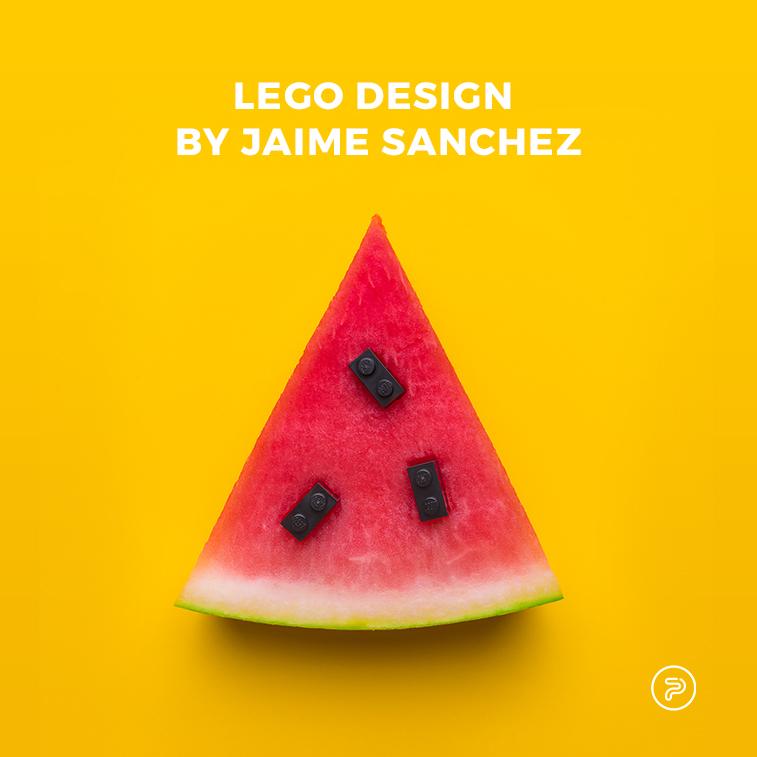 Pop Art Lego Design