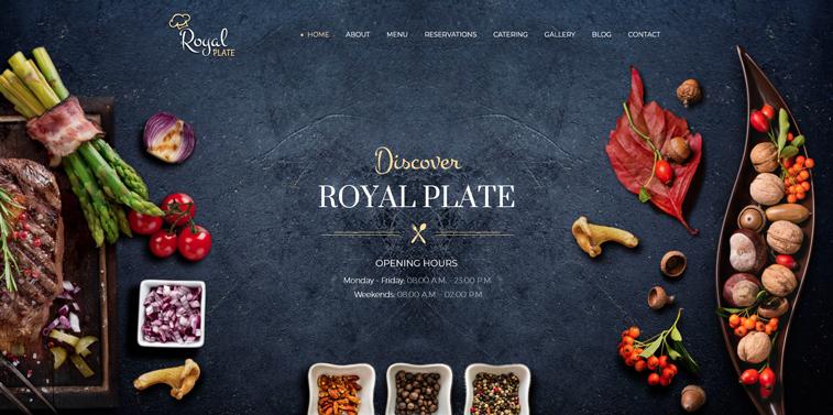 Royal-Plate