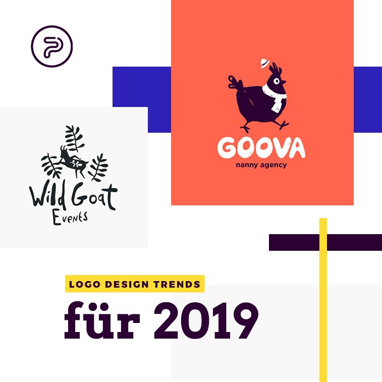 Logo Trends für 2019 die Ihr Unternehmen hervorheben werden